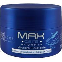 Máscara Hidratante Voga Max C Hydrate Pantenol E Caviar 250G