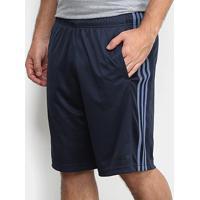 Bermuda Adidas Essentials Masculina - Masculino-Marinho