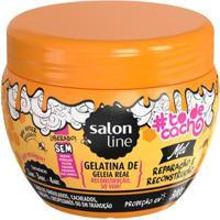Salon Line #Todecacho Mel Gelatina De Geleia Real 300G - Unissex