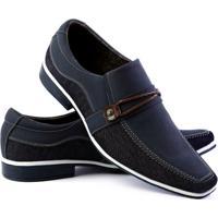 Sapato Social Venetto Thor Confort Masculino - Masculino
