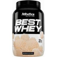 Best Whey - 900G - Atlhetica Nutrition - Beijinho De Coco