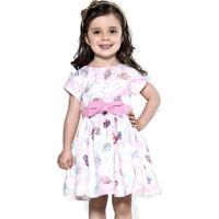 Vestido Infantil Mon Sucré Colher De Doce 31138-Rs