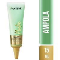 Ampola Pantene Nutrição Shot Potencializador 15Ml