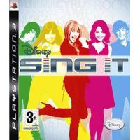 Jogo Original Sing It Ps3