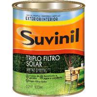Verniz Triplo Filtro Solar 900 Ml Fosco Natural Suvinil