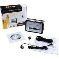 Conversor De Fita Cassette Usb Tocador E Conversor K7 Mp3 Stereo Digital Walkman