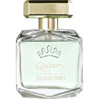 Perfume Queen Of Seduction Antonio Banderas Feminino Eau De Toilette 80Ml
