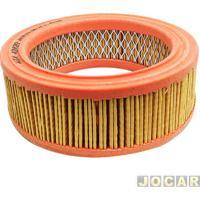 Filtro De Ar Do Motor - Wix - Gol/Saveiro - 1.3/1.6 - 1980 Até 1986 - Motor A Ar - Cada (Unidade) - W-42420