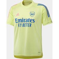 Camisa Arsenal Treino 20/21 Adidas Masculina - Masculino-Amarelo