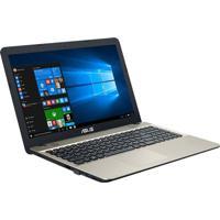 "Notebook 15,6"" X541Ua Intel Core 3/ 4Gb/ 1Tb/ W10 Asus Preto"