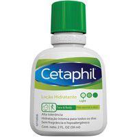 Cetaphil Loção Hidratante Corpo E Rosto Com 59Ml 59Ml