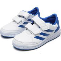 Tênis Esportivo Adidas Menino Altasport Cf K Branco