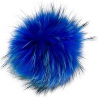 N.Peal Detachable Pom Pom - Azul
