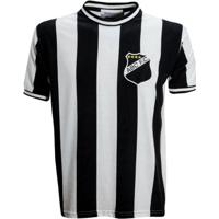 Camisa Liga Retrô Abc 1972 Listrado - Masculino