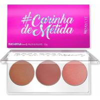 Paleta De Blush Boca Rosa Payot - Carinha De Metida