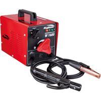 Máquina De Solda Elétrica Bivolt 4.5 Kva 60Hz W-1600 Kajima