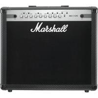 Amplificador De Guitarra Marshall Mg101Cfx-B 127V Com 100W De Potênci