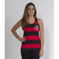 Regata Flamengo Nadador Tri - Feminino
