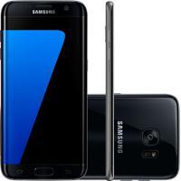 Smartphone Samsung Galaxy S7 Edge G935F 32Gb 4G Desbloqueado Preto