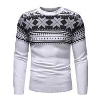 Suéter Masculino Burnaby - Branco