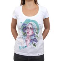 Virginiana - Camiseta Clássica Feminina