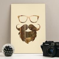 Placa Decorativa - Nice Guy