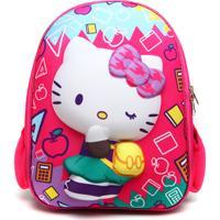 Mochila Max Toy Hello Kitty Rosa