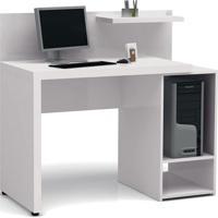 Escrivaninha Branca S973-Br Kappesberg