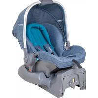 Bebê Conforto Kiddo Caracol Melange Azul