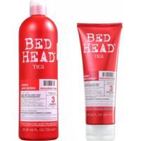 Kit Shampoo E Condicionador Tigi Haircare Resurrection - Tricae