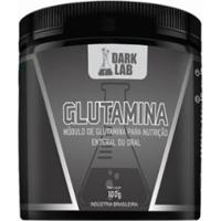 Glutamina 100G Dark Lab - Unissex