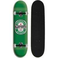 Skate Montado Iniciante Progress - Pgs Cerveja - Unissex