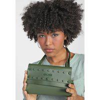 Bolsa Colcci Apliques Verde