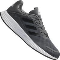 Tênis Adidas Duramo Sl - Masculino - Cinza Escuro/Preto
