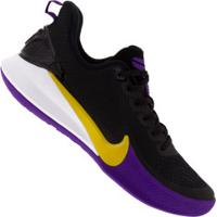 Tênis Nike Mamba Focus - Masculino - Preto/Roxo
