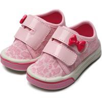 Tênis Pimpolho Infantil Conforto Rosa