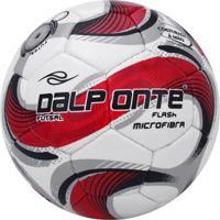 3076c69d199f3 Bola Dalponte Futsal Flash Microfibra - Unissex