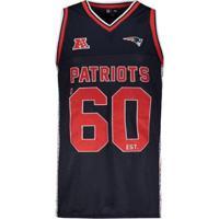 Regata New Era Nfl New England Patriots Masculina - Masculino