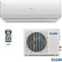 Ar Condicionado Split Hi-Wall Elgin Eco Power Com 9.000 Btus, Frio, Turbo, Branco