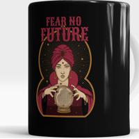Caneca Fear No Future