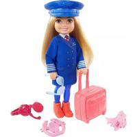 Boneca Barbie Mundo De Chelsea Profissões Modelo 4