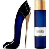 Kit Eau De Parfum 30Ml + Gel 200Ml Good Girl Carolina Herrera - Feminino-Incolor