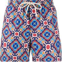 Peninsula Swimwear Short De Natação Positano M2 - Azul