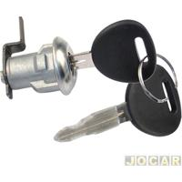 Cilindro Da Chave Da Porta - H100 1997 Até 2004 - Lado Do Passageiro - Cada (Unidade)