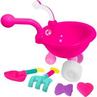 Barbie Carriola Fabulosa Com Acessã³Rios - Fun Divirta-Se - Multicolorido - Menina - Dafiti