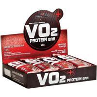 Vo2 Protein Bar C/ 12 Barras - Integralmédica - Unissex