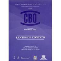 Livro - Cbo - Lentes De Contato - 3ª Edição - 2014 - Milton Ruiz Alves