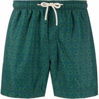 Peninsula Swimwear Short De Natação Il Toro M1 - Verde