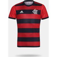Camisa Flamengo I 2018 S/N° Torcedor Adidas Masculina - Masculino
