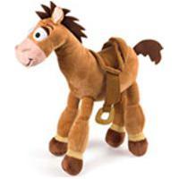 Cavalo Bala No Alvo Toy Story Pelucia Marrom - Multikids